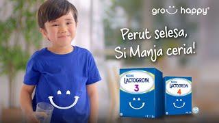 Grow Happy dengan NESTLÉ LACTOGROW...