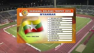 Download lagu HBT 2014 Final   Myanmar Vs Vietnam (FULL)