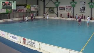 28. 10. 2018 JEX 8. kolo, Tsunami Záhorská Bystrica - FBK BCF Dukla Banská Bystrica, Slovenský zväz florbalu