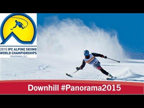 Downhill | 2015 IPC Alpine Skiing World Championships, Panorama