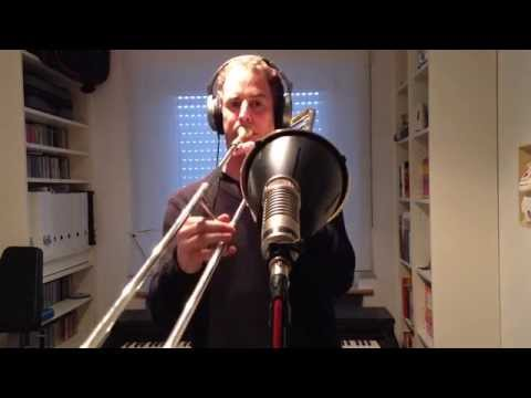 Thinking Out Loud (Ed Sheeran) - trombone version
