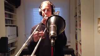 Thinking Out Loud (Ed Sheeran) - trombone version