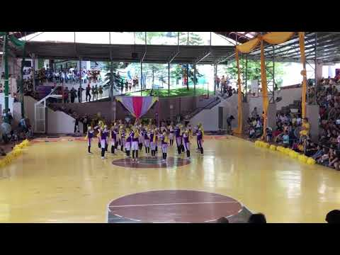Starchild Innovative Learning Academy (2nd runner up ) DAPRISA cheer dance competition.