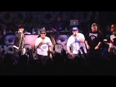 "Thaitanium - ""No Stoppin' Us"" Live at Yokohama Bay Hall, Japan 2011."