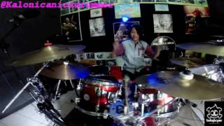 The Chainsmokers Feat Daya ~ Don't Let Me Down // Drum Cover By 11 Yo Kalonica Nicx