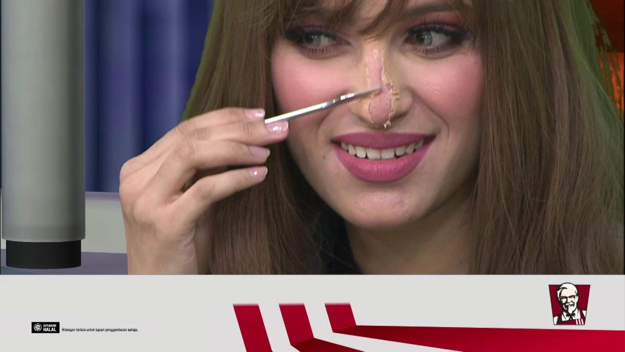 MOTIF VIRAL: Jurusolek Viral Disuruh Buang Makeup