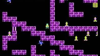 Zone X - Gremlin Graphics (Atari XL/XE)