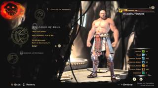 vuclip God of War: Ascension Beta - Intro and Character Customization [HD]