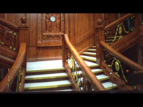 'Inside' RMS Titanic