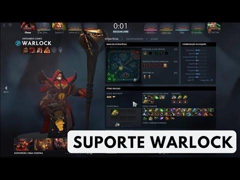 Dota 2 Warlock Suporte