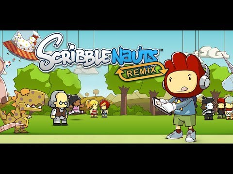 HOW TO GET SCRIBBLENAUTS REMIX FOR FREE ON ANDROID NO ROOT 2017