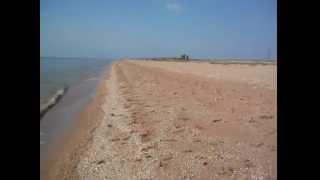 отдых в должанке, пляж в сентябре(Температура воды в Азовском море в конце сентября. Отзывы об отдыхе в станице Должанской здесь: http://dolzhanskaya.u..., 2012-11-28T16:24:03.000Z)