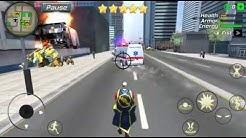 Amazing Superhero : New York Gangster - android gameplay