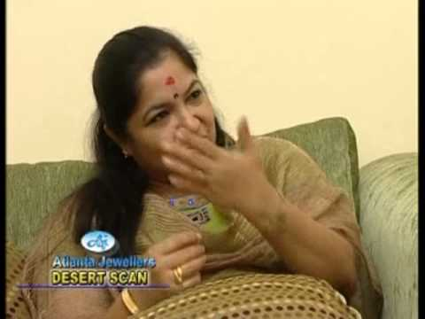 Bahrain Event-Interview with K S CHITHRA