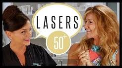 Laser Treatment & Skin Rejuvenation For Mature Skin Explained - 2018 - fabulous50s