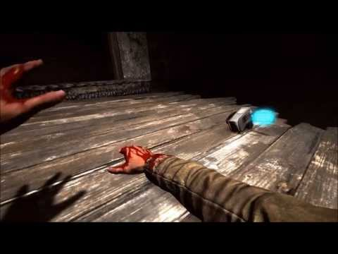 Outlast - Camcorder Death Scene