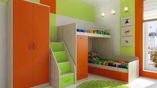 Спальни для девочек: создаем интерьер для детей разных возрастов (фото и видео)