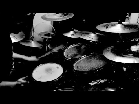 Sacrilegious Impalement - Angel Graves / Down For Grim Lord (rehearsal drumcam)
