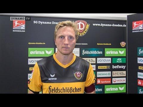 3. Spieltag   SGD - SVS   Stimmen zum Spiel