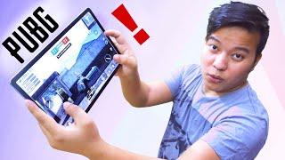 PUBG MOBILE GAMING ON SAMSUNG GALAXY TAB S6 ❗️