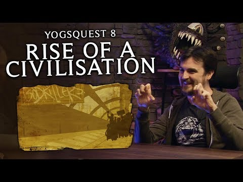 YogsQuest 8 - Rise of a Civilisation #5   Founding of the Godkillers