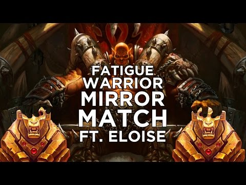 Hafu-Lights: Fatigue Warrior Mirror Match ft. Eloise