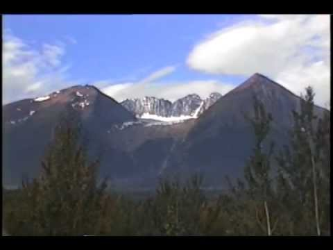 Hudson Bay Mountain Smithers Glacier British Columbia Canada