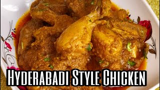 Hyderabadi Style Chicken Gravy || Tasty Recipe || Cooking With Gazal