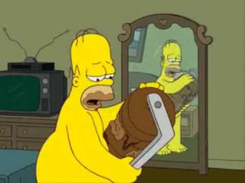 Гомер и шаурма / Homer