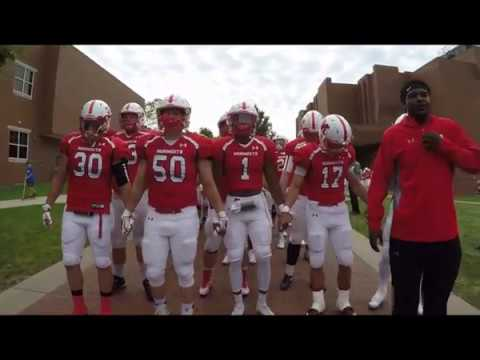 Monmouth College Football Hype Video '19