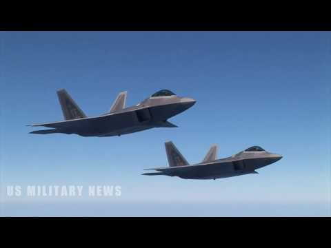 Here's What the F-22 will do in a Fight with China
