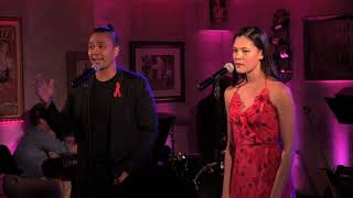 "Jose Llana & Manna Nichols - ""Fine"" (Ordinary Days)"