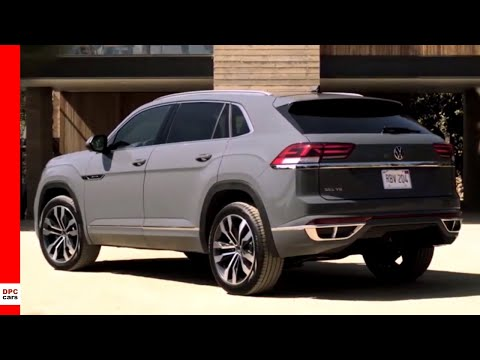 2020 VW Atlas Cross Sport - Volkswagen