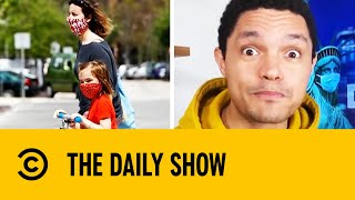 What's It Like Growing Up In A Pandemic? I The Daily Show With Trevor Noah