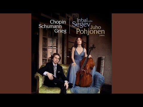 Cello Sonata in G Minor, Op. 65: I. Allegro moderato