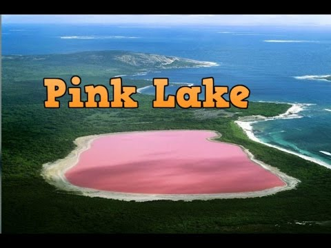 how to get to lake hillier from esperance