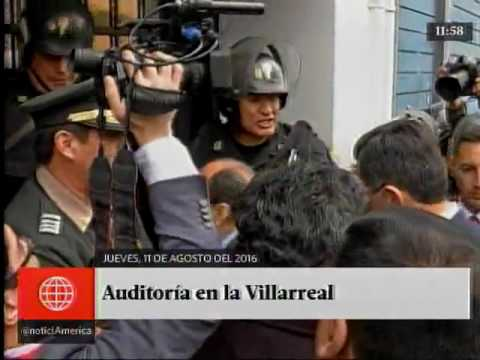 América Noticias: [TITULARES MEDIODIA 11/08/16]