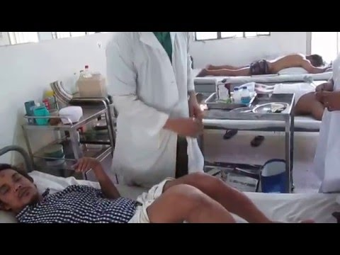 ACUPUNCTURE IN DHAKA, Dr Khan IS PROVIDING TREATMENT at Govt. Unani-Ayu. Medical College Hospital