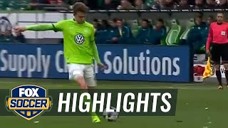 Video Gol Pertandingan Wolfsburg vs Darmstadt 98
