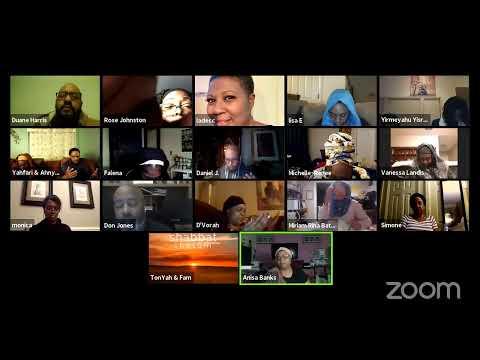 HebrewConnectTV: DEC 19th Sabbath Fellowship
