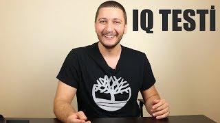 Yasaklanan IQ Testi !