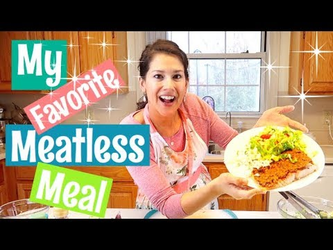 LENT MEATLESS MEAL 2019 (this is my families favorite!)