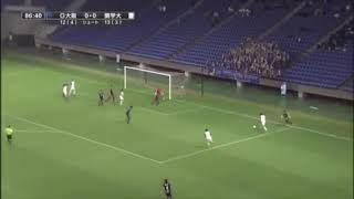 【第98回 天皇杯 2回戦】 関西学院大がジャイアントキリング J1ガンバを...