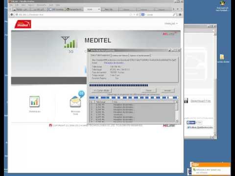 logiciel modem lg ldu-800