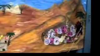 Dukketeater: Aladdin i 1001 nat, #1