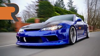 400HP Vertex Nissan Silvia S15 Spec-R | The Chase For JDM Perfection!