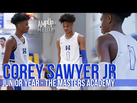Corey Sawyer Jr - Junior Season - The Masters Academy