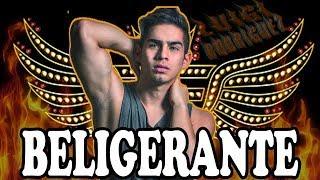 Beligerante - Cris Vega La Reina Del Flow 🎶 Canción Oficial - Letra