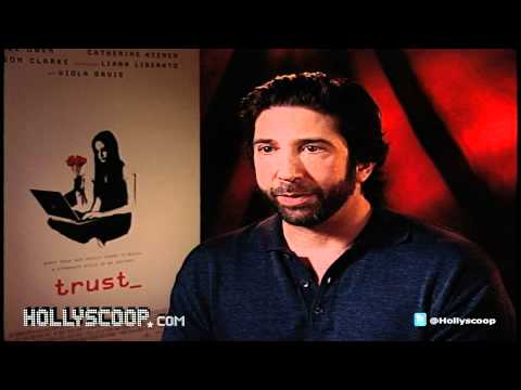 David Schwimmer on 'Friends' Reunion