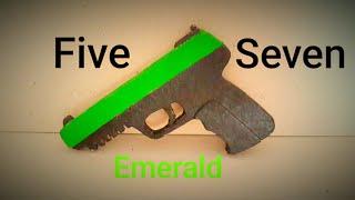 Five Seven Emerald Yapımı [CS-GO]